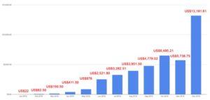 jerry-haung收入成長